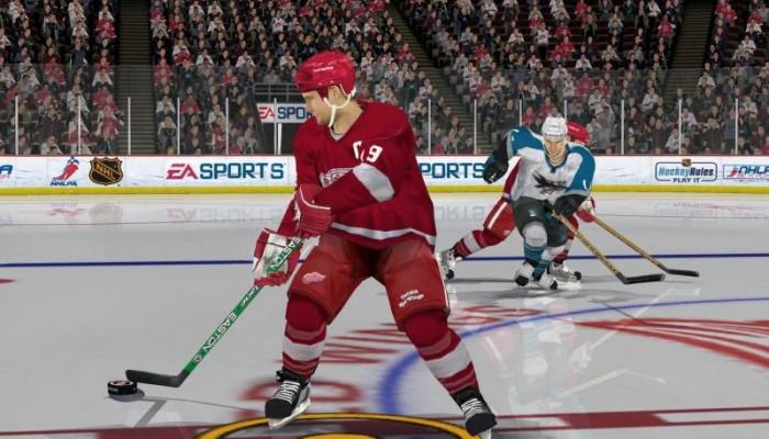 к игре NHL 2005