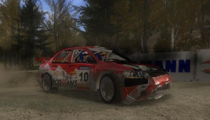 Скриншот из игры Xpand Rally под номером 4. Перейти к скриншоту из игры str