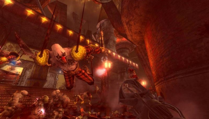 к игре Painkiller: Battle Out of Hell