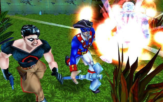 к игре Freedom Force vs. The Third Reich