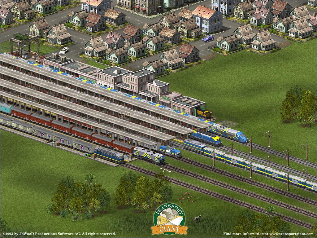 Транспортный гигант / traffic giant (2000) pc rus скачать через.