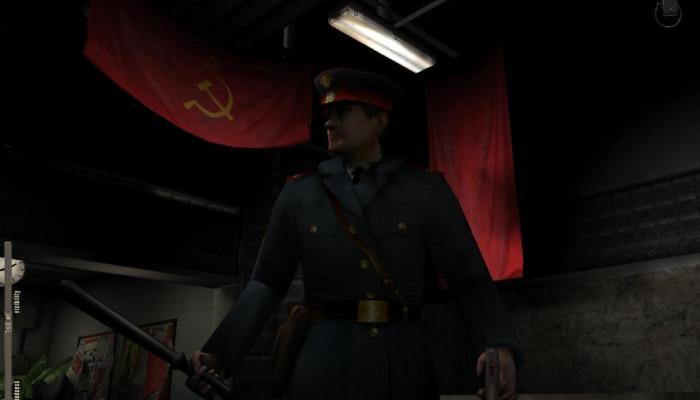 к игре Cold War