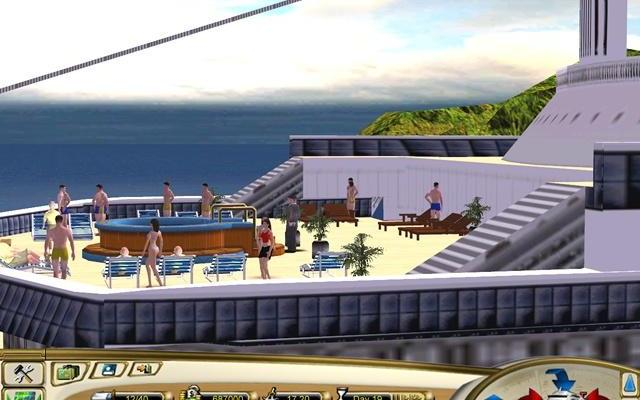 к игре Carnival Cruise Lines Tycoon 2005: Island Hopping
