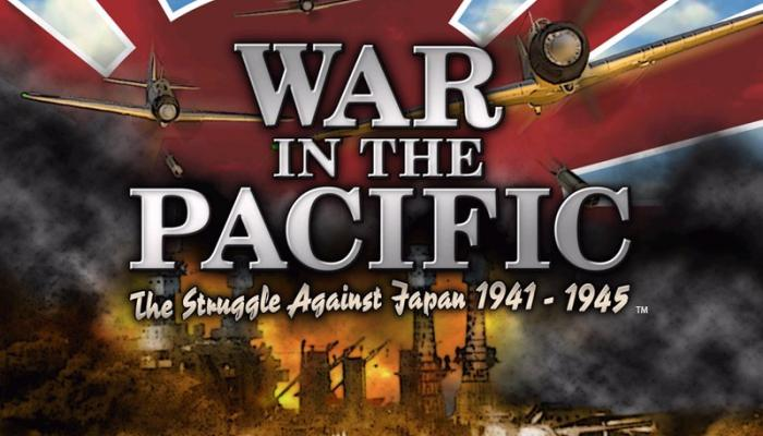 к игре War in the Pacific: The Struggle Against Japan 1941-1945