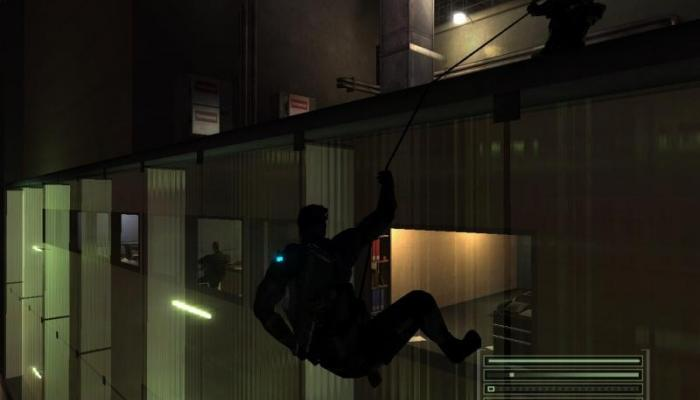 к игре Splinter Cell: Теория хаоса