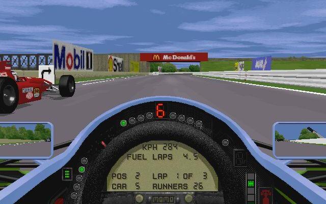 к игре Grand Prix 2
