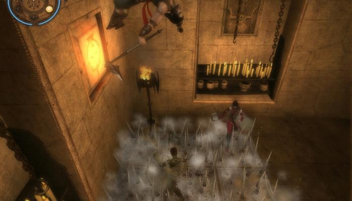 к игре Prince of Persia: Warrior Within