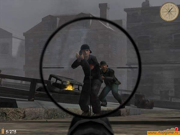 скачать бесплатно через торрент игры на пк снайпер дороги войны