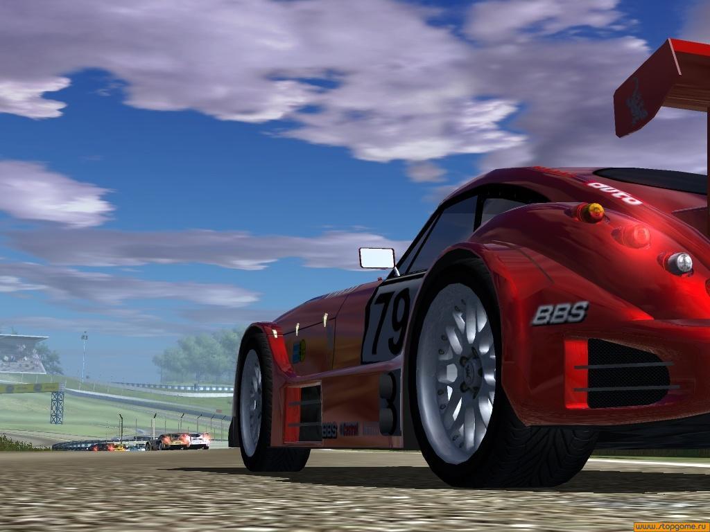 Скриншоты для игры World Racing 2.