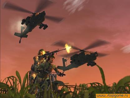 к игре Joint Operations: Escalation