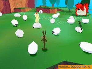 к игре Sheep Raider