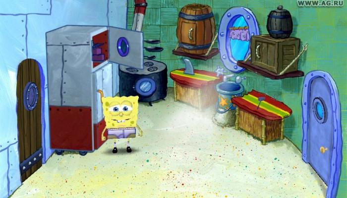 к игре SpongeBob SquarePants Movie, The