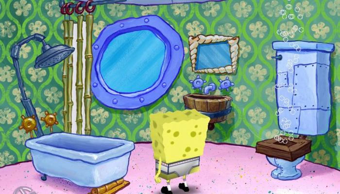 к игре SpongeBob SquarePants Movie, The