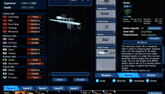 к игре UFO: Aftershock