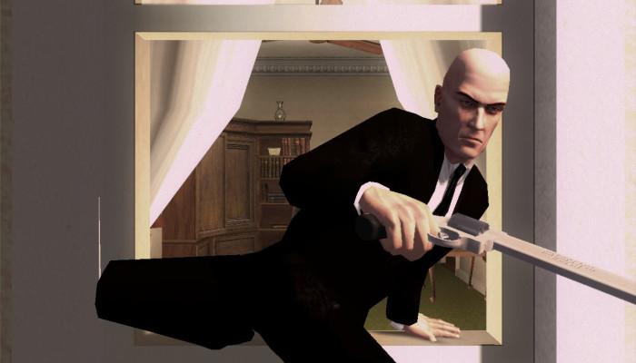 к игре Hitman: Blood Money