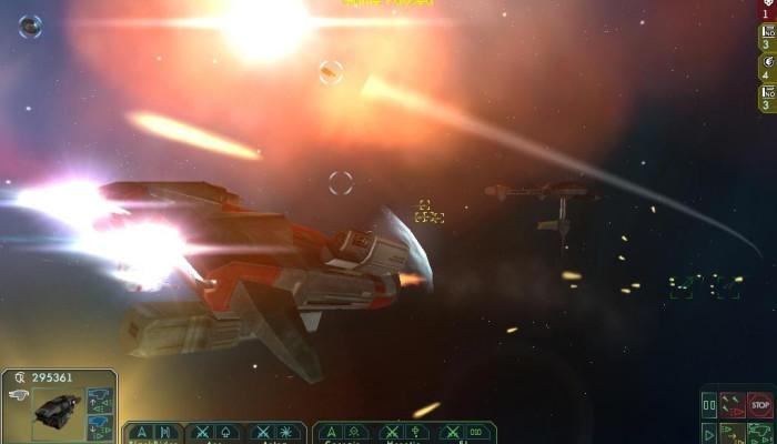 Звездные волки 3: Пепел победыЖанр: Strategy (Real-time) 3D Online-only Так