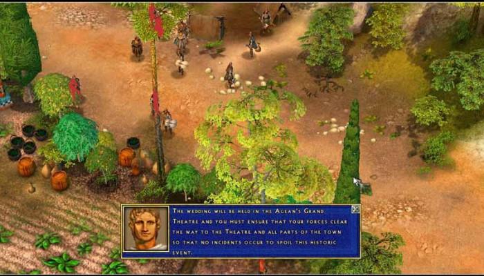 к игре Alexander: The Heroes Hour