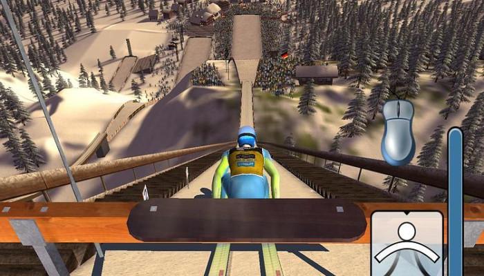 к игре RTL Skispringen 2005