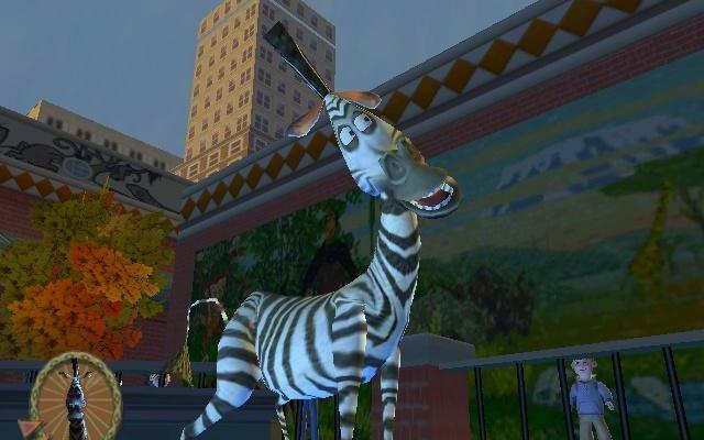 к игре Madagascar