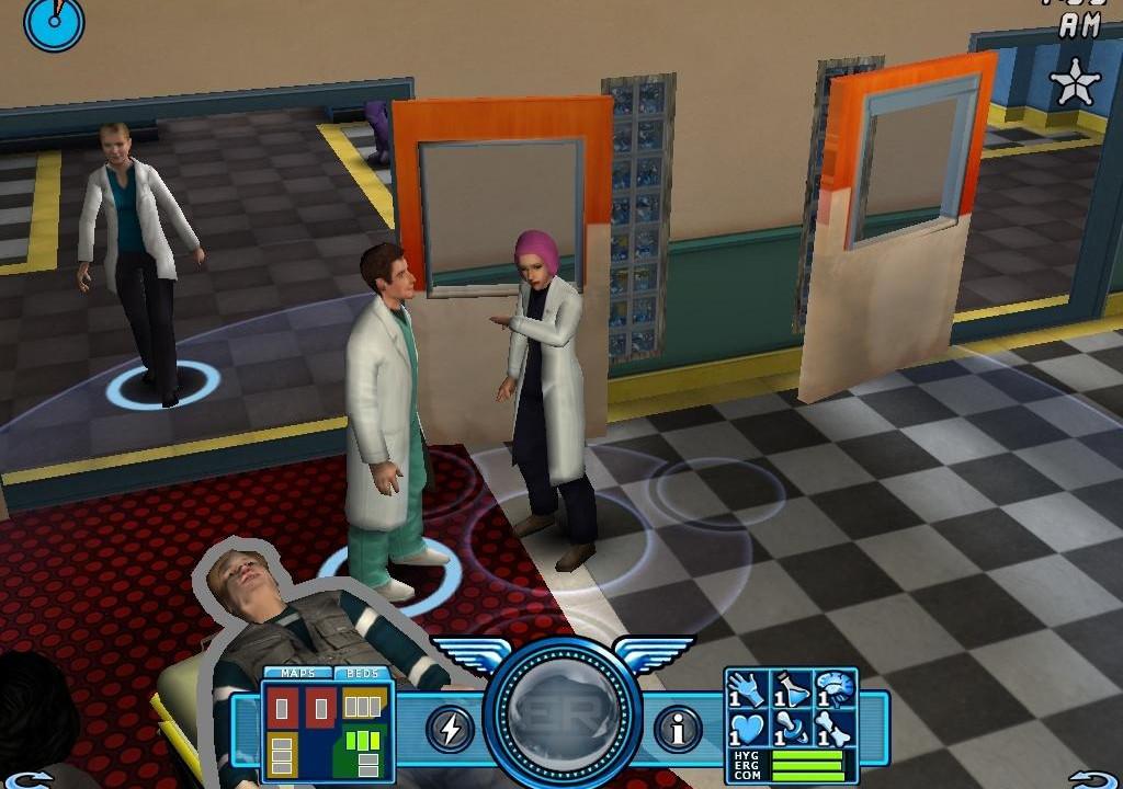 Скачать игру медицинский симулятор через торрент