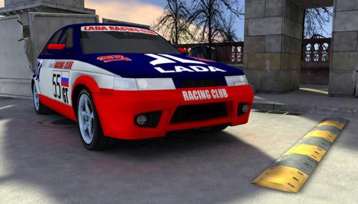 Скриншот из игры lada racing club под номером 2