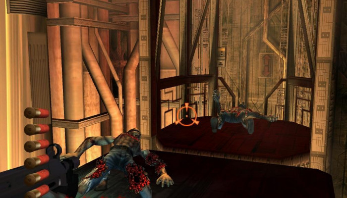 к игре House of the Dead 3, The
