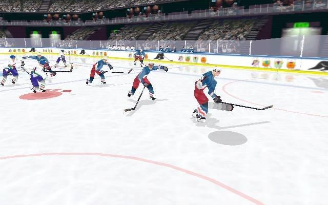 к игре Actua Ice Hockey