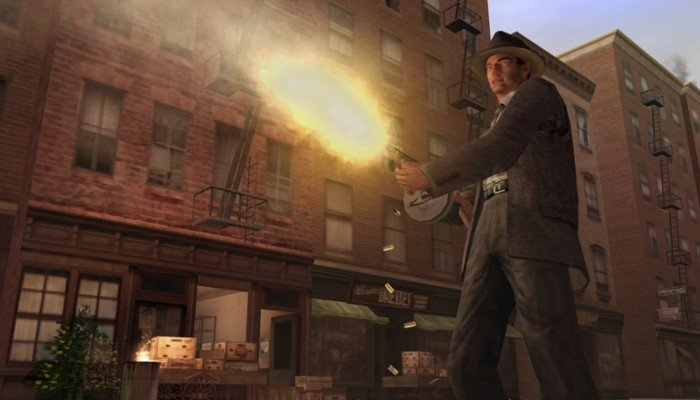 к игре Godfather: The Game, The
