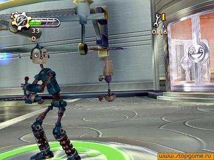 игра скачать торрент роботы