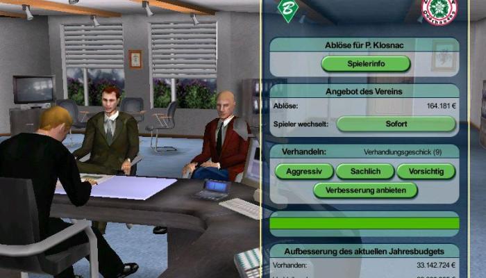к игре Anstoss 4 Edition 03/04