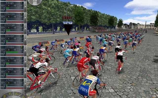 к игре Cycling Manager 4
