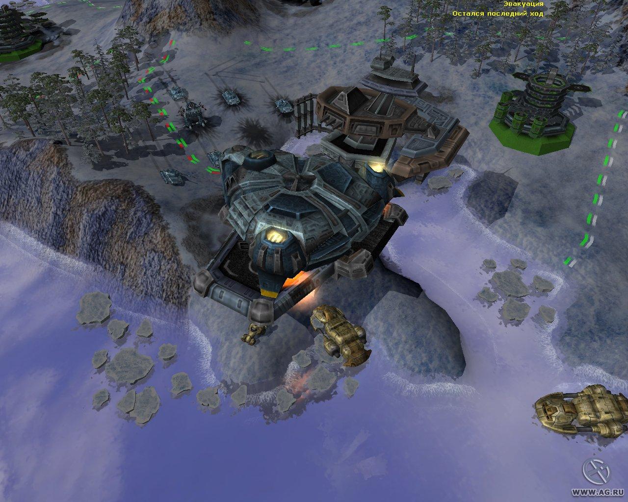 Скриншоты для игры Domination (2005) Massive Assault Расцвет Лиги.
