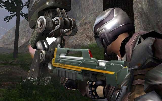 к игре Advanced Battlegrounds: The Future of Combat (Chrome Gold)