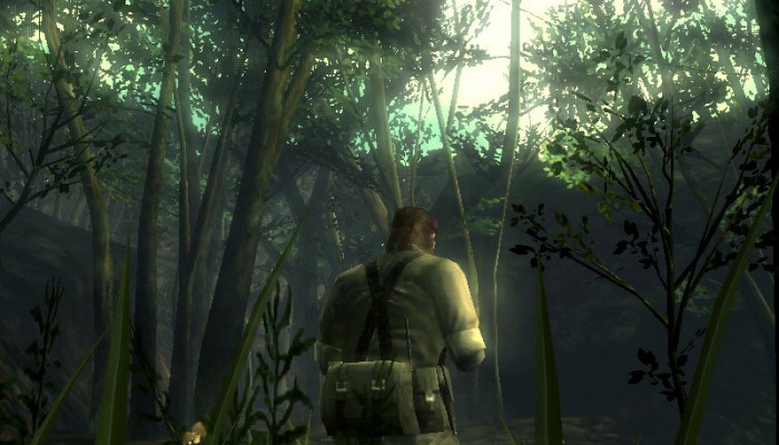 к игре Metal Gear Solid 3: Snake Eater