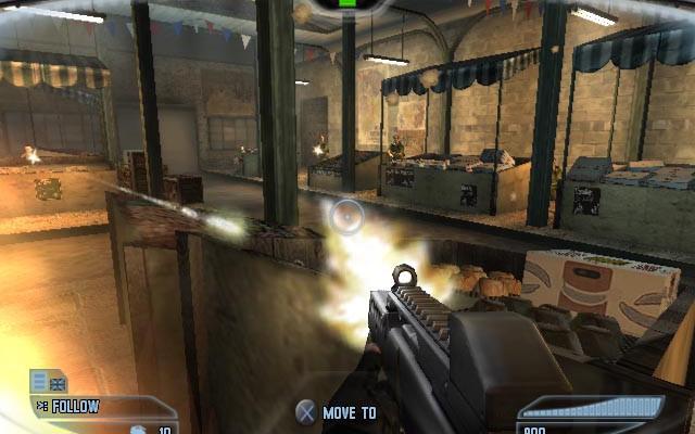 к игре Tom Clancy's Rainbow Six: Lockdown
