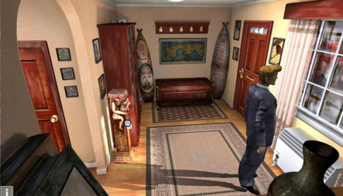 к игре Martin Mystere: Operation Dorian Grey