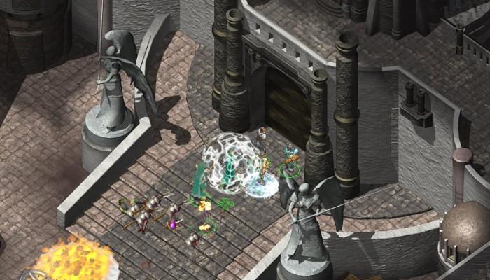 к игре Baldur's Gate II: Throne of Bhaal