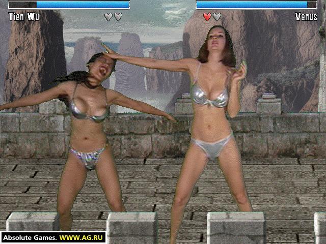 Игри бикини