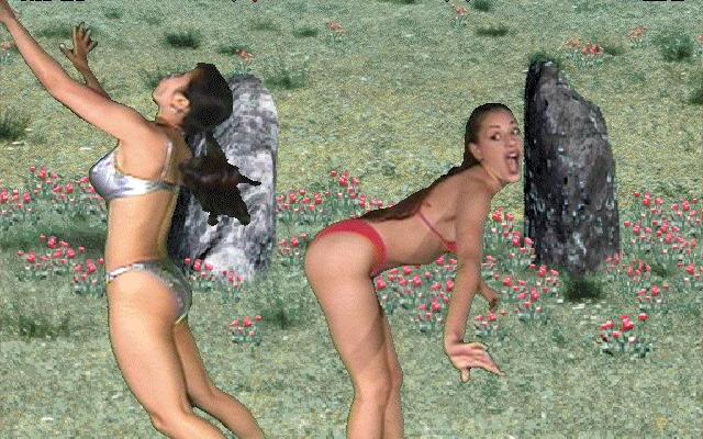 к игре Bikini Karate Babes