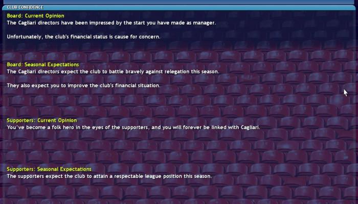 к игре Championship Manager 5
