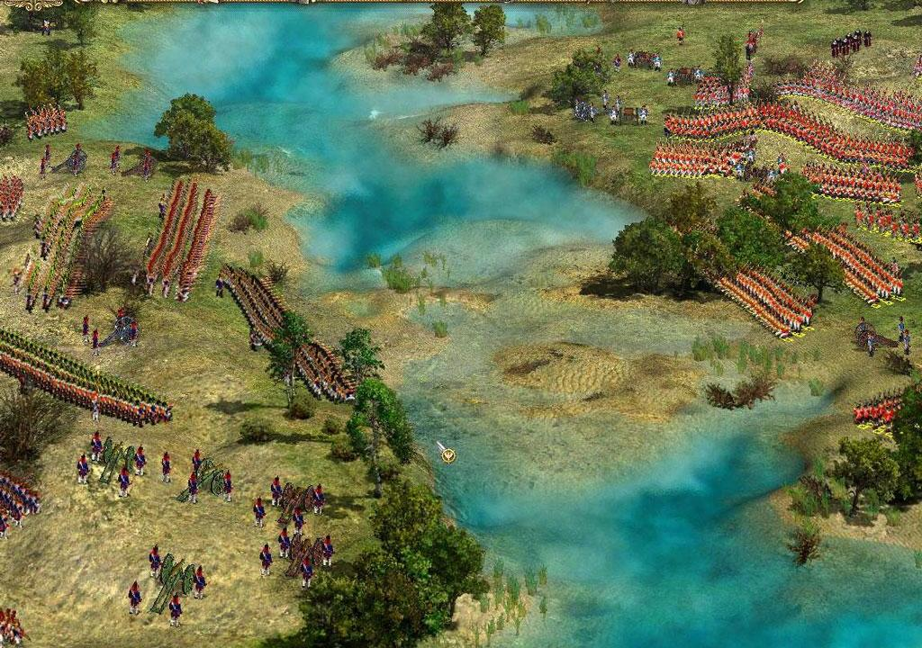 Cossacks 2: battle for europe (казаки 2: битва за европу) дата.