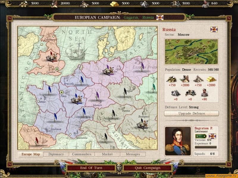 """Коды по """"казаки ii: наполеоновские войны"""" — игромания."""
