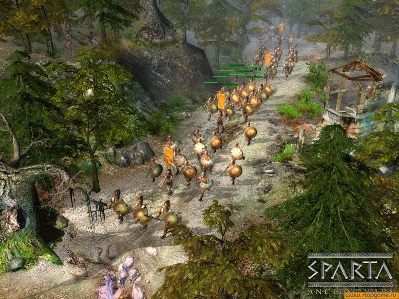 Войны древности: спарта. Судьба эллады (2008) pc скачать через торрент.