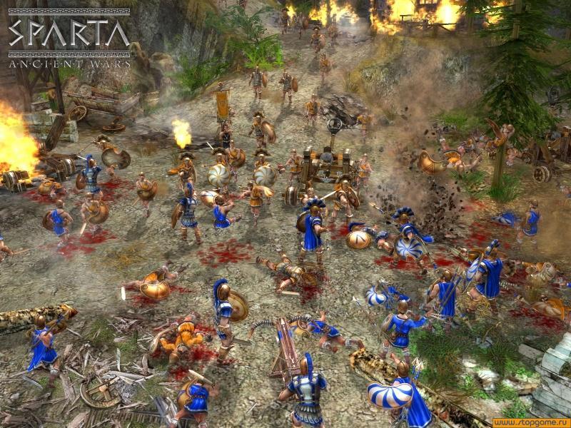 Скачать войны древности: спарта. Судьба эллады / sparta: fate of.
