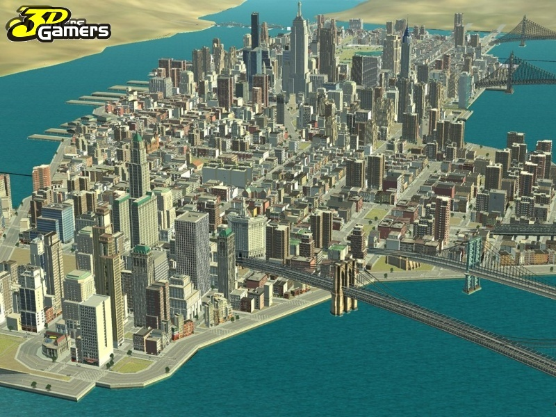 Tycoon City New York (2006-RUS-Repack) .