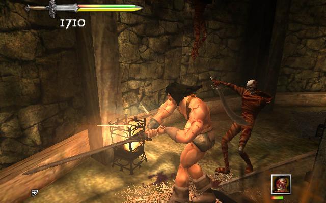 Conan game