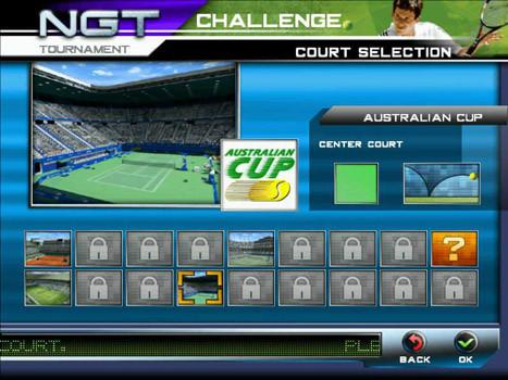 к игре NGT: Next Generation Tennis (Roland Garros 2002)