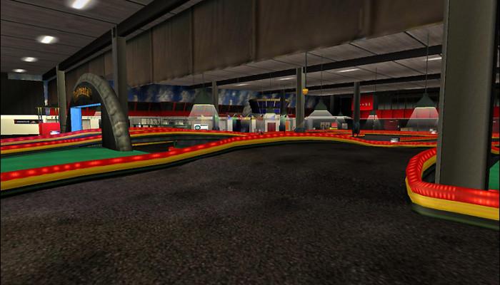 к игре Coronel Indoor Kartracing