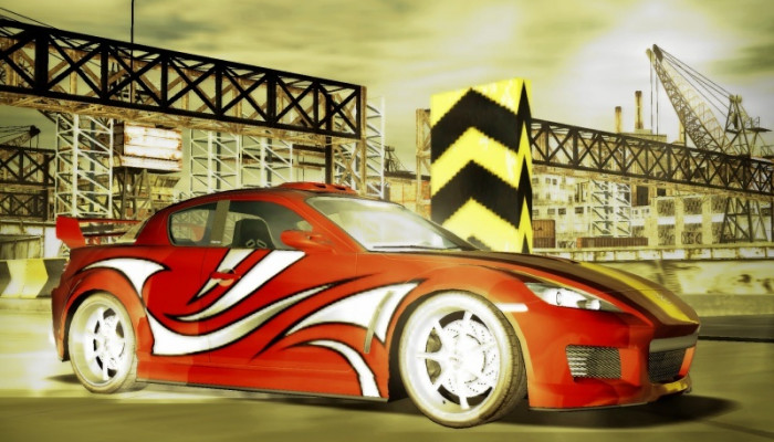к игре Need for Speed: Most Wanted