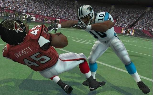 к игре Madden NFL 06